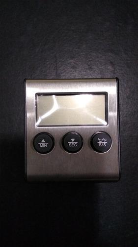 Termómetro Con Lector De Temperatura Ambiente