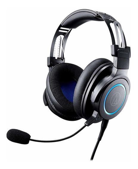 Fone De Ouvido Audio Technica Ath-g1wl Bluetooth Usb 7.1