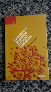 Livro Empréstimos Linguísticos Na Língua Portuguesa Nelly C