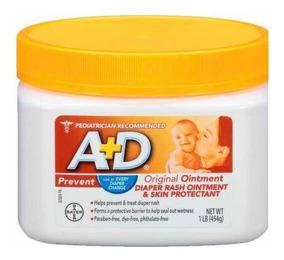 Pomada A+d Prevent - Disponivel Para Pronta Entrega