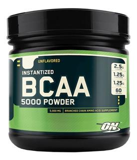 Amino Bcaa 5000 Powder X 40 Servicios Optimum On Promo