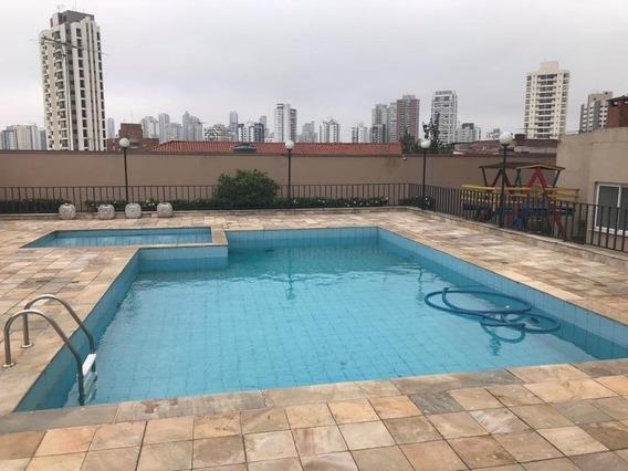 Apartamento Em Vila Bertioga, São Paulo/sp De 62m² 2 Quartos À Venda Por R$ 445.000,00 - Ap308154