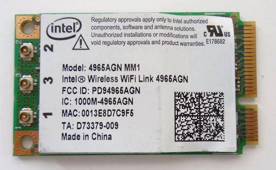 Hp Dv2000 Series Dv6000 Dv9000 Placa Wifi 441086-001