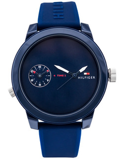Reloj Tommy Hilfiger 1791325 Unisex   Original