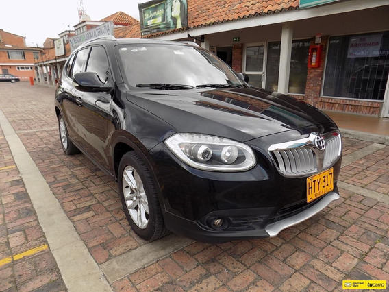 Brilliance V5 1.6cc Mt Aa
