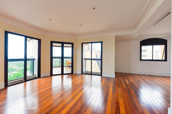 Apartamento No 13º Andar Com 3 Dormitórios E 4 Garagens - Id: 892988660 - 288660
