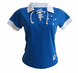 Camisa Feminina Do Cruzeiro Dirceu Lopes Torcedor Times
