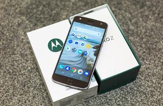 Smartphone Motorola Moto Z Play 32gb 4g Tela 5.5