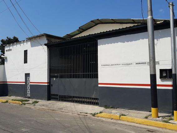 Galpón En Alquiler Santa Rita, Maracay Io Cod 20-11575