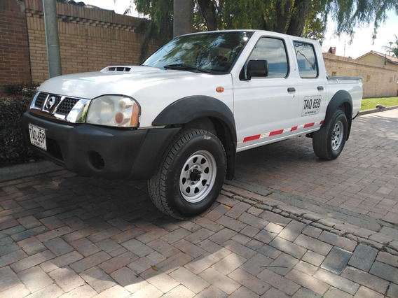 Nissan Frontier D22 4x4 Tdi A. A 2014