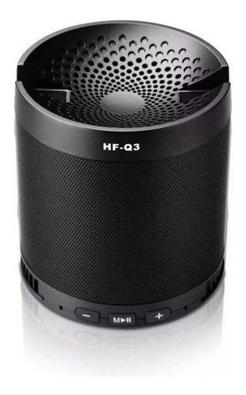 Mini Caixinha Som Q3 Portátil Bluetooth Mp3 Fm Envio Rápido