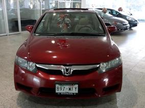 Honda Civic 1.8 Ex Factura De Agencia Un Dueño Todo Pagado