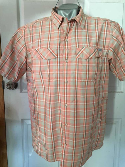 Camisa Columbia Talla Xl Omnishade