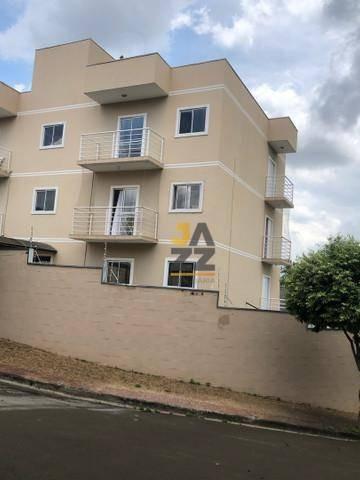 Excelente Apartamento Com 2 Dormitórios (01 Suíte) À Venda, 69 M² Por R$ 210.000 - Parque Novo Mundo - Americana/sp - Ap7308