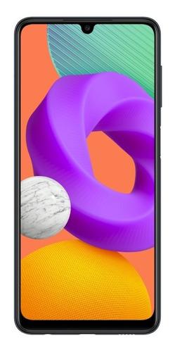Celular Smartphone Samsung Galaxy M22 M225f 128gb Preto - Dual Chip
