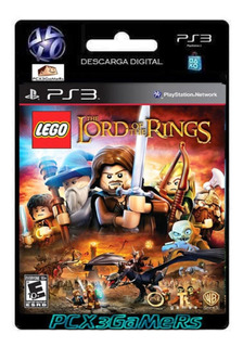 Ps3 Lego The Lord Of The Rings Pcx3gamers