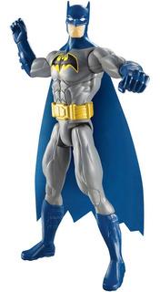 Muñeco Batman Dc Comics Figura 30cm Mattel Original Bigshop