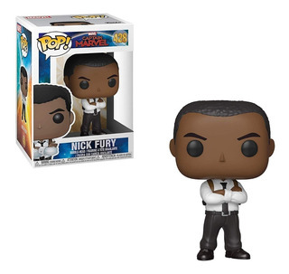 Funko Pop Captain Marvel Nick Fury