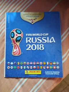 Álbum Mundial Russia 2018 Fifa World Cup Russia 2018