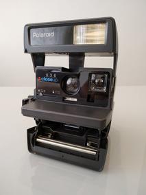 Câmera Fotográfica Polaroid 636 Close Up - Muito Nova.