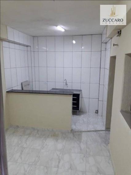 Casa Com 1 Dormitório Para Alugar, 50 M² Por R$ 900,00/mês - Macedo - Guarulhos/sp - Ca3308