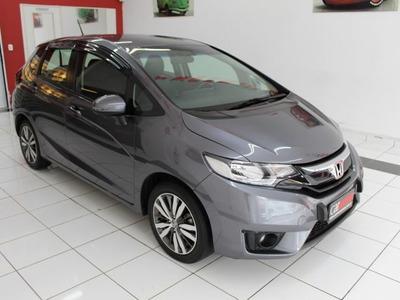 Honda Fit Ex 1.5 16v Flex, Fjf2056