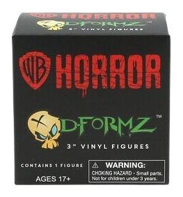 Imagen 1 de 4 de Caja Sorpresa Warner Channel Horror D-formz