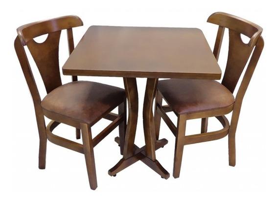 Conjunto Mesa Lorena C4 Cadeiras Pamplona Ou Cross X Escolha