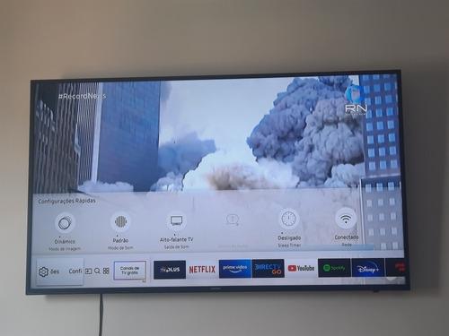 Imagem 1 de 3 de Tv Samsung 6 Series 4k 58