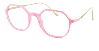 Armazon Lentes Infinit Hexa - Pastel.pink