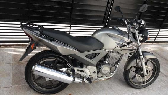 Moto Honda Cbx 250 Prata Em Perfeito Estado