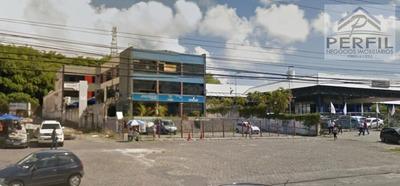 Ponto Comercial Para Locação Em Salvador, Iguatemi / Acm / Bonoco, 1 Dormitório, 10 Vagas - 822