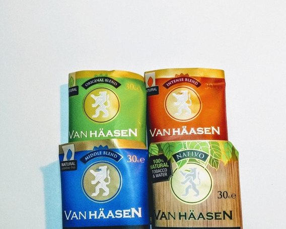 Tabaco Para Armar Van Haasen 30grs X10u. Envío Gratis