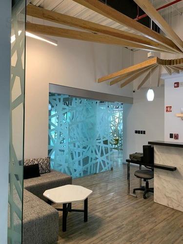 Skg Asesores Renta En Edificio Porsche, Espacio Santa Fe, El Yaqui,