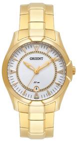 Relógio Orient Dourado Fgss1132-s1kx