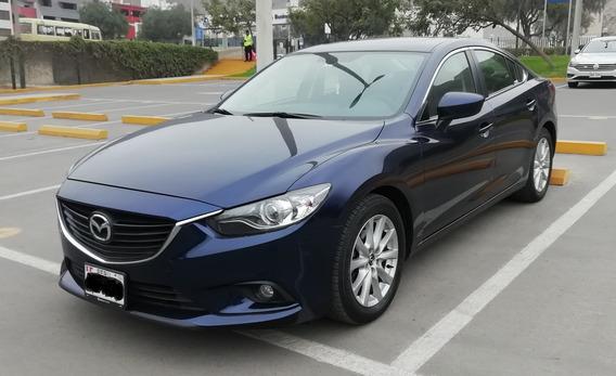 Mazda 6 Motor 2.5 Año 2013 Con 33,300 Km Uso Ejecutivo