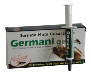 Cebo Jeringa Mata Cucarachas En Gel 5gr Germani