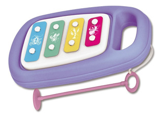 Juguete Musical Mi Primer Xilofon Disney Princesas Ditoys