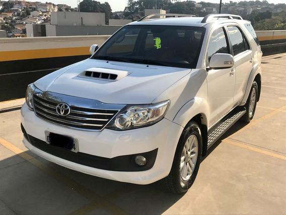 Toyota Hilux Sw4 Srv D4-d 4x4 Aut
