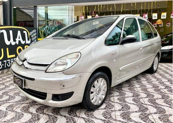 Citroen Xsara Picasso Exclusive 2.0 (aut) Gasolina Manual