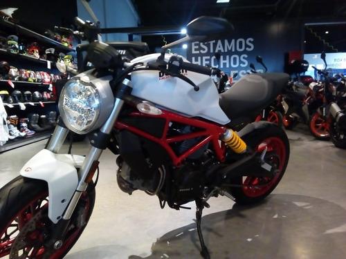 Imagen 1 de 15 de Ducati Monster 797 2018 8000km