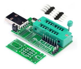Gravador Usb Ch341a Ch341 Eprom Flash Bios Series 24xx 25xx