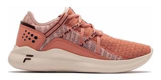 Zapatillas Fila Quark Mujer Rosas - Corner Deportes