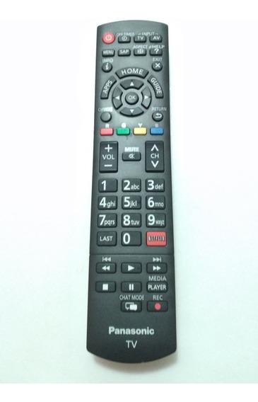 Controle Tv Panasonic Viera/netflix Tnq2b4903