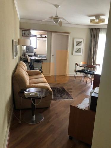 Apartamento Para Locação No Bairro Paraíso Em São Paulo - Cod: Ja18119 - Ja18119
