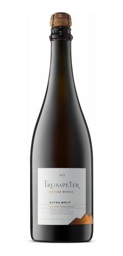 Imagen 1 de 1 de Trumpeter Extra Brut Chardonnay 750ml