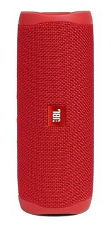 Parlante JBL Flip 5 portátil inalámbrico Red