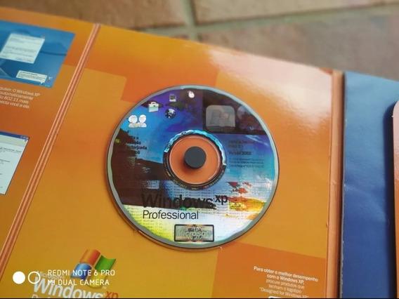 Windows Xp Professional Brazilian Cd W/sp2 2002