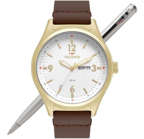 Relógio Technos Masculino Military 2105az/2b C/ Nota Fiscal