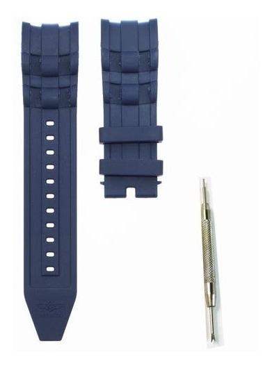 Pulseira Relógio Invicta Pro Driver 6983 6981 Azul